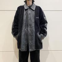 80s~ switching design corduroy jacket