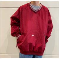"90s ""NIKE"" nylon pullover"