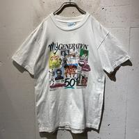 90s generation printed T-shirt
