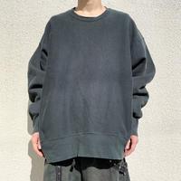 "90s~ ""Lee"" oversized sweat shirt"