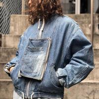 old design denim jacket