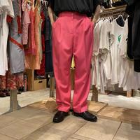 80s 2tucks slacks pants