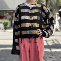 Japanese design short jacket