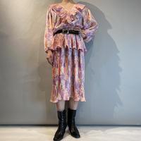 80s〜 Susan Freis design one-piece