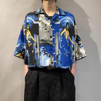00s S/S design shirt