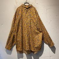 90s all pattern L/S shirt