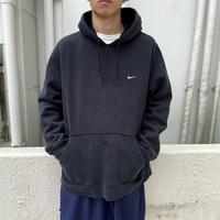 """""""NIKE"""" sewat hoodie (BLK)"""