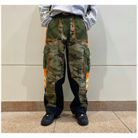 camouflage pattern design cargo pants