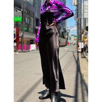 80s~design camisole dress