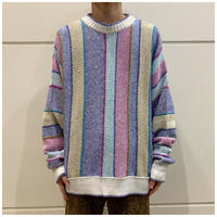 90s cotton knit sweater