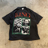 """90s """"Martin Luther King"""" ptinted tee"""