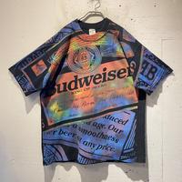 "90s  ""Budweiser"" printed tee"