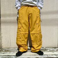 3way wide design pants