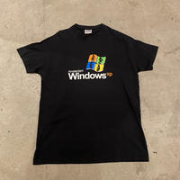 """Windows XP"" printed tee"