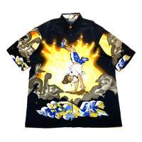 90s〜 s/s design shirt