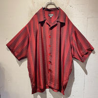 oversized S/S poly shirt
