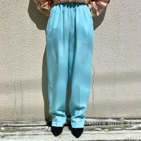 easy slacks pants (BLU)