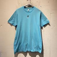"old ""American Apparel"" T-shirt(BLU)"