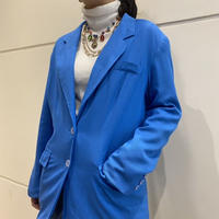 old rayon tailored jacket