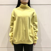 90s~ turtle neck knit sweater