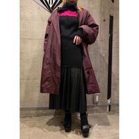 80s〜shiny puffer coat