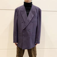 double breasted tailored jacket (PPL)