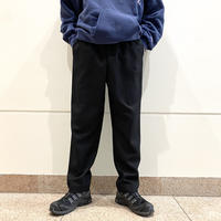 90s easy slacks pants(BLK)