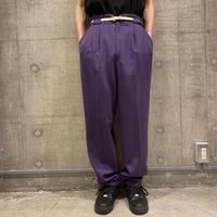 80s 3tucks slacks pants (PPL)