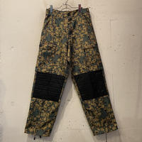 digital camouflage cargo pants