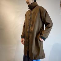 00s〜 reversible shiny light coat