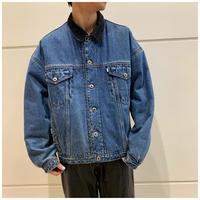 "90s ""Levi's silver Tab"" reversible tracker jacket"