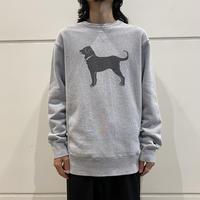 """The Black Dog"" sweat shirt"