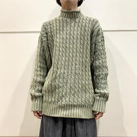 """old """"GAP"""" cotton knit sweater"""