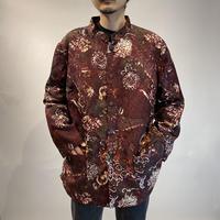 reversible China design jacket