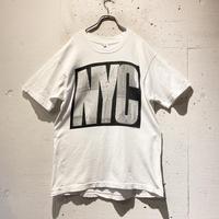 "90s  ""NYC"" printed tee"