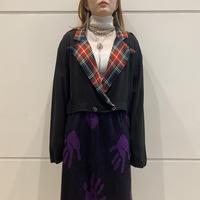 80s design tailored jacket