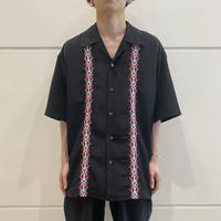 90s~ embroidery design S/S shirt