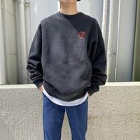 """90s~ """"PIZZA PIT"""" sweat shirt"""