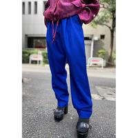 80s 2tucks slacks pants (BLU)