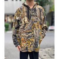 tree back camouflage hoodie jacket