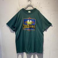 "90s  ""KERO KERO KEROPPI"" printed tee"
