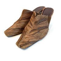 old design heel sandal