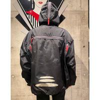 """Ecko Function"" nylon design jacket"