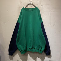 80s〜 oversized sweat shirt