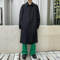 """""""DKNY"""" Balmacaan coat"""