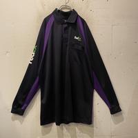 """""""FedEx"""" uniform L/S polo shirt"""