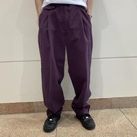 old striped cotton slacks pants