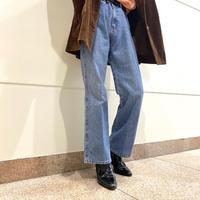 """Calvin Klein Jeans""  semi-flare denim pants"