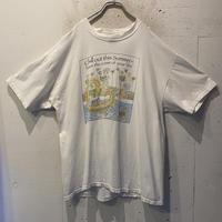 "90s ""Edward Gorey"" graphic T-shirt"
