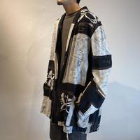 80s〜 oversized rayon jacket